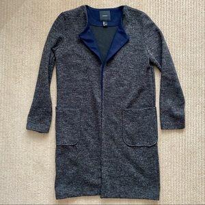 FOREVER 21 Grey Melange Sweater